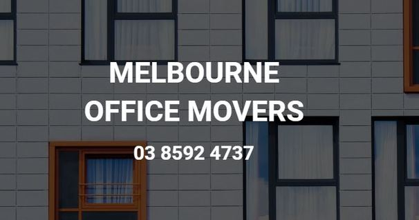 Office relocation companies Melbourne