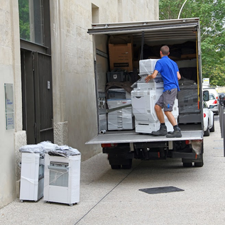 office removalists Melbourne CBD